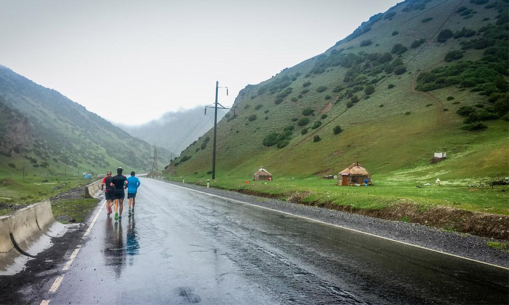 hardlopen-kirgizie