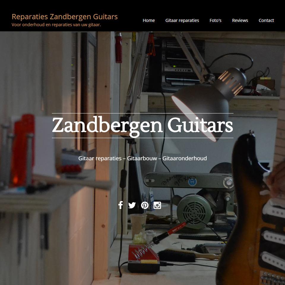 Zandbergen-Guitars-gitaren-Leiden