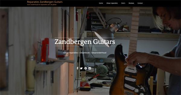 zandbergen-guitars-website-portfolio
