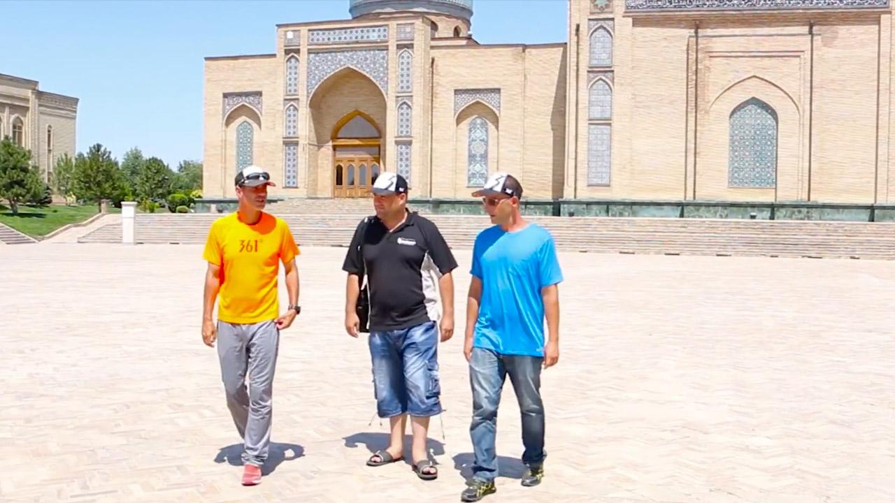 Runmysilkroad | Visit Uzbekistan | 361º Europe
