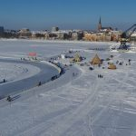Fika tijd #7 - KPN Grand Prix 24 februari - Schaatsen Luleå 2018