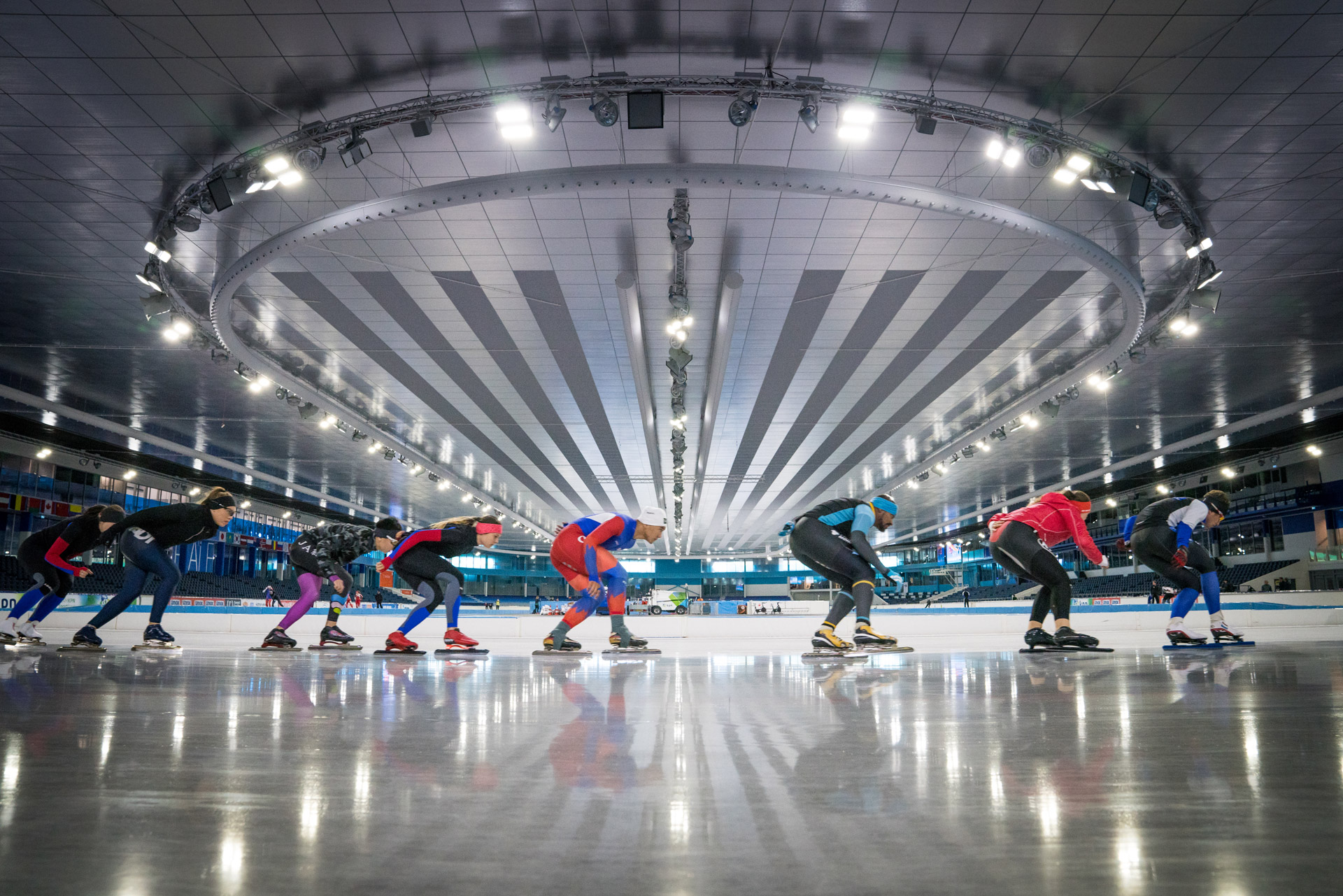 Thialf-Academy-schaatsen
